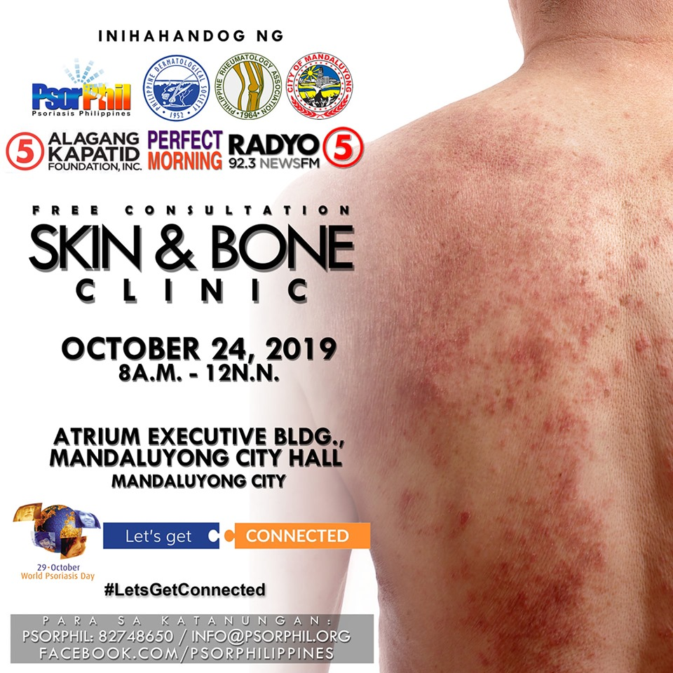 Skin & Bone Clinic - October 24, 2019