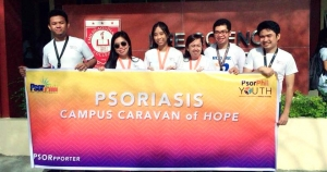 PSORIASIS CAMPUS CARAVAN OF HOPE - Emilio Aguinaldo College – Cavite
